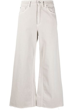 DEPARTMENT 5 Cropped wide-leg jeans