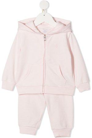 Ralph Lauren Zip-up hoodie and track pants set