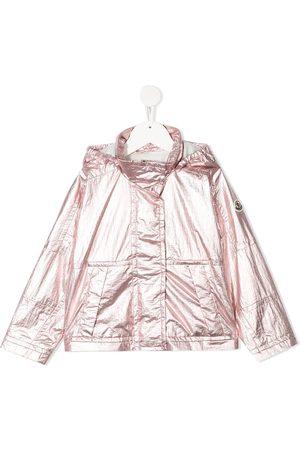 Moncler Metallic-effect jacket