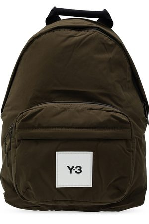 Y-3 Logo-patched backpack