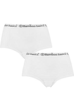 Bamboo Basics Dames Hipsters - Boxershorts dames iris 2-pack hipsters