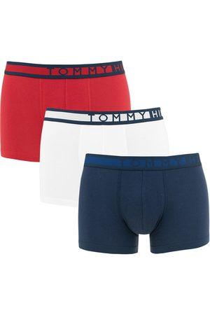 Tommy Hilfiger Heren Boxershorts - Boxershorts 3-pack side logo trunks IV