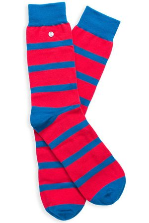 Alfredo Gonzales Lingerie & Ondermode - Stripes red & blue