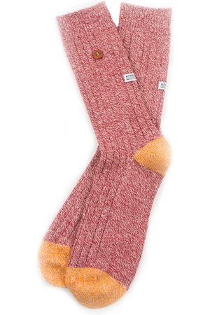 Alfredo Gonzales Twisted wool red