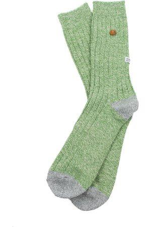 Alfredo Gonzales Lingerie & Ondermode - Twisted wool green