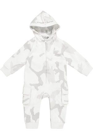Dolce & Gabbana Baby camouflage cotton onesie