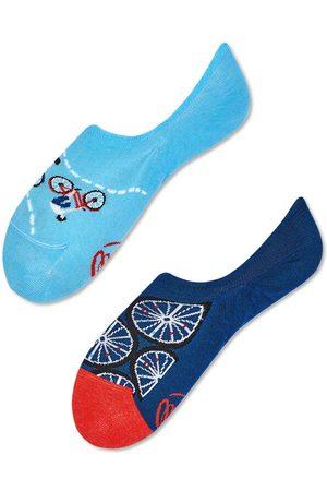 Many Mornings Sokken - The bicycles footies