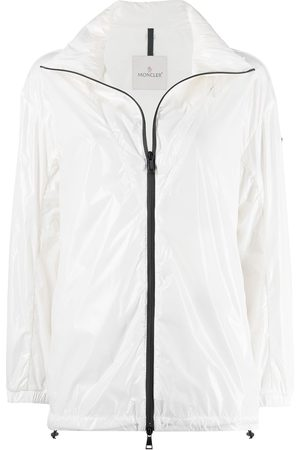 Moncler Dames Windbreakers - Melucta semi-sheer windbreaker jacket
