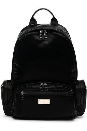 Dolce & Gabbana Heren Rugzakken - Logo-plaque backpack