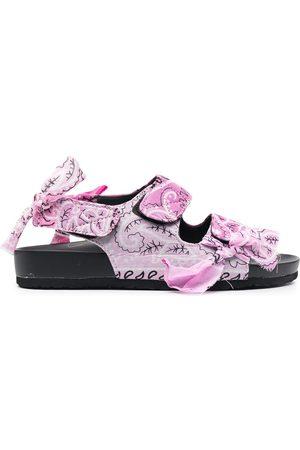 Arizona Love Dames Sandalen - Bandana-print sandals