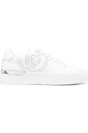 LIU JO Dames Lage sneakers - Logo low-top sneakers