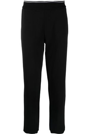 Armani Exchange Heren Joggingbroeken - Ribbed-edge track trousers