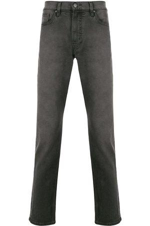 Michael Kors Heren Slim - Slim-fit stonewashed-effect jeans