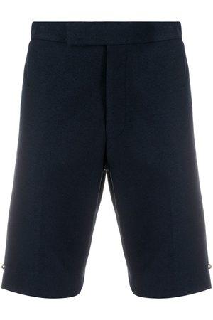 Thom Browne RWB stripe tailored shorts