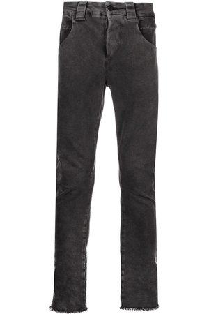 Thom Krom Stitch-accented skinny jeans