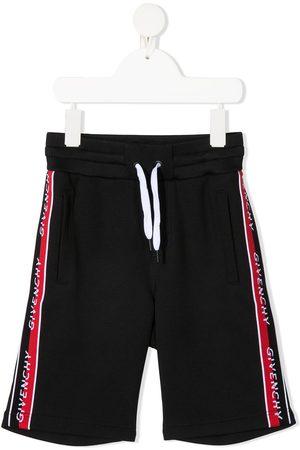 Givenchy Kids Drawstring track shorts