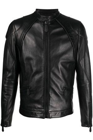Philipp Plein Moto leather jacket
