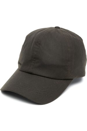 Barbour Cotton logo-embroidered cap
