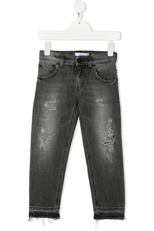 Dondup Kids Jongens Skinny - Ripped skinny-fit jeans