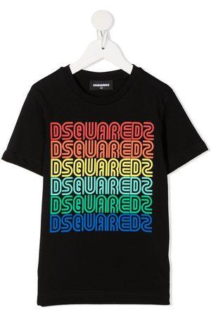 Dsquared2 Kids Logo-print short-sleeve T-shirt