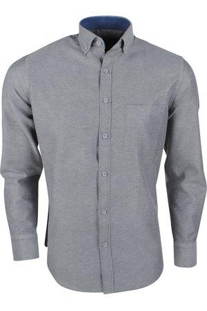 New Republic Jan paulsen heren overhemd flanel met borstzakje