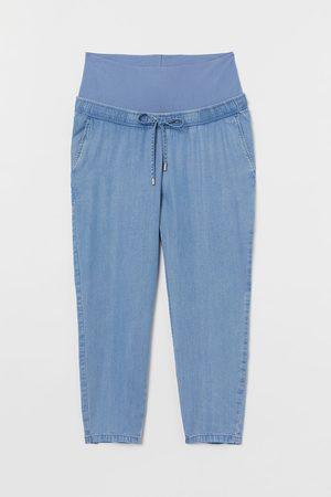 H & M MAMA Pull-on broek van lyocell
