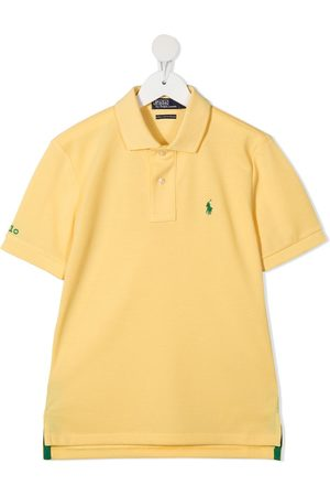 Ralph Lauren Kids Embroidered Polo polo shirt