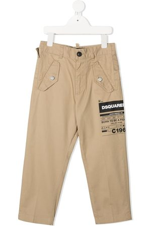 Dsquared2 Kids Logo-print trousers