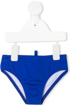 Dsquared2 Kids Logo-print swim trunks