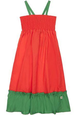 Mini Rodini Sleeveless Organic Cotton Dress