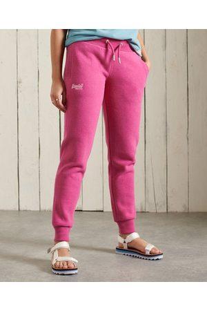 Superdry Dames Lange broeken - Klassieke Orange Label joggingbroek
