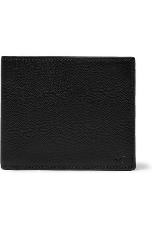 WANT LES ESSENTIELS Benin Pebble-Grain Leather Billfold Wallet