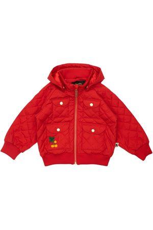 Mini Rodini Recycled & Organic Cotton Jacket