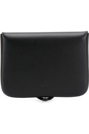 A.P.C. Snap fastening wallet