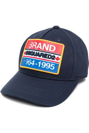 Dsquared2 Kids Embroidered logo cap