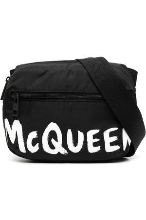 Alexander McQueen Logo belt bag