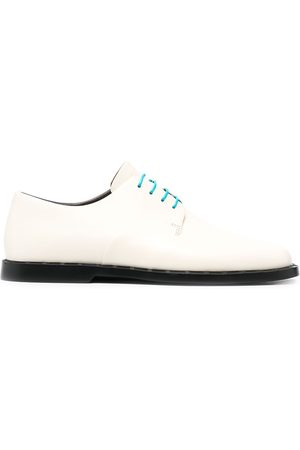 Camper Two-tone panel shoes