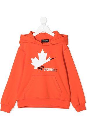 Dsquared2 Kids Graphic-print hoodie