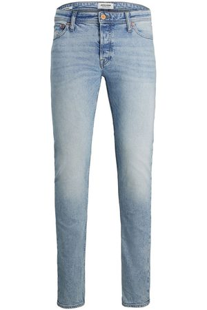 Jack & Jones Glenn Original Am 228 Slim Fit Jeans Heren Blauw