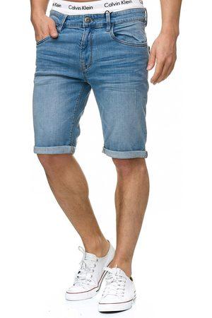 INDICODE Heren Shorts - Jeans 'Caden