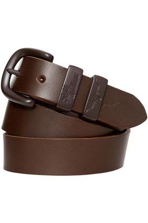 R.M.Williams Drover leather belt