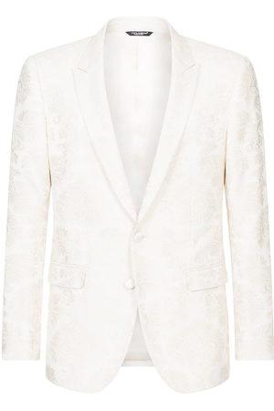 Dolce & Gabbana Heren Pakken - Two-piece paisley pattern suit