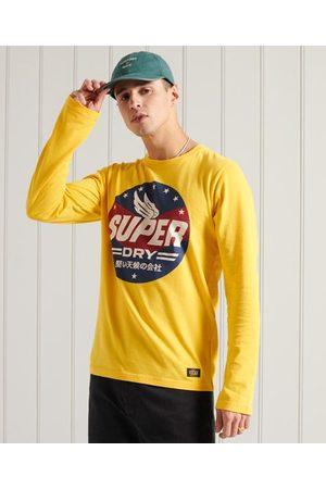 Superdry Boho T-shirt met afbeelding en lange mouwen