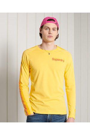 Superdry Cali top met lange mouwen en Core-logo