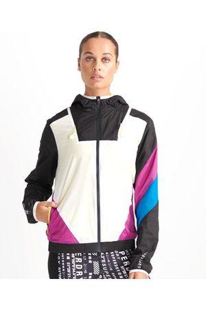 Superdry Sport Training jas met gesplitst ontwerp