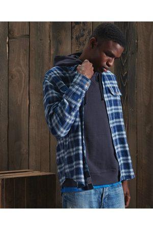 Superdry DRY Limited Edition Dry Indigo overhemd