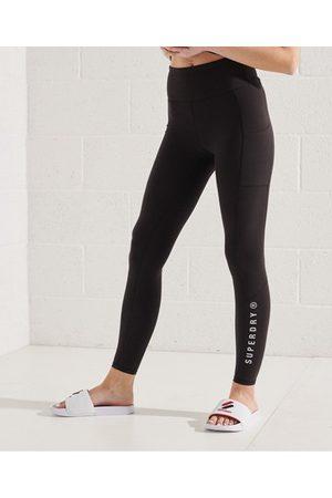Superdry Dames Leggings - Lange Active Lifestyle legging