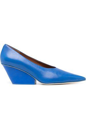 CamperLab Juanita wedge-heel pumps