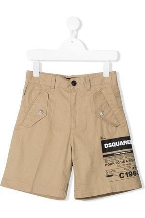 Dsquared2 Kids Logo-print shorts