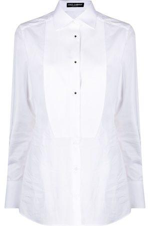 Dolce & Gabbana Long-sleeve poplin shirt